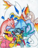 my pokemon and me by Suenta-DeathGod