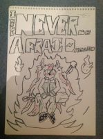 I will never be afraid again. by Greenlightnin93
