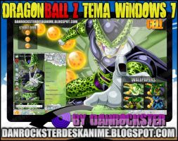Cell Theme Windows 7 by Danrockster