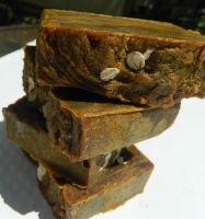 Pumpkin Pound Cake Soap by Squigglz