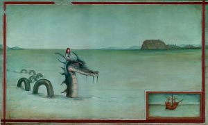 The day when I first saw Nessi by P0UL