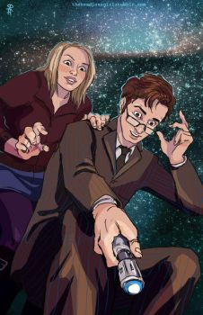 Doctor Who by theheadlessgirl