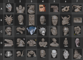 Vote for the models I should Finish! by GaryStorkamp