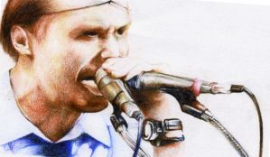 WIP mike patton in colour by childproof