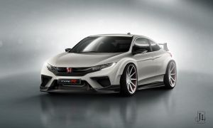 Honda CTR Concept Front by Jay5204