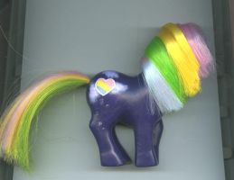 Custom MLP: Colour of Love NDS by marienoire