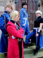 FMA - Group by kayleighloire