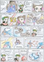 Pokemon Emerald Nuzlocke 8 by CandySkitty