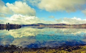 West Coast of Scotland by Somnp
