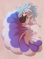 [COM] Nuri, the Shiny Ninetales by Aishishi