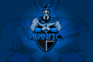 avantic eSport Logo by SEBEKK