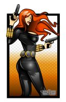 Black Widow by GIG-Arts