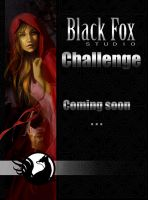 Black Fox Challenge by Mariana-Vieira