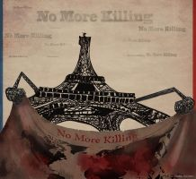 no more killing by Neda-T
