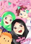 [Contest] Muslim Manga 6th Anniversary~ by Ida-chann