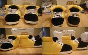 Rhyme Bito Shoes by antic-cafe