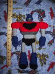 Optimus Prime Plush Available for Sale by Dragon-Star-Empress