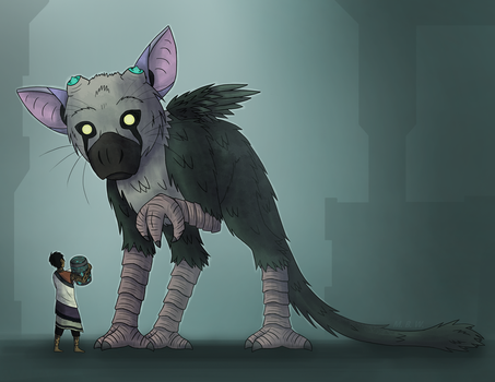 The Last Guardian by RitoSternbeck