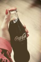vintage Coke by Blurry-Photography