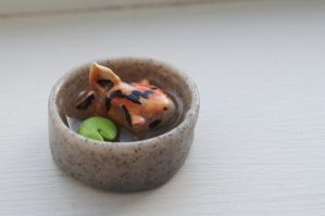 fishyfishyfishy, i made you out of clay by xsuicidemakeover