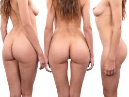 Buttocks Graziella by Arts-Muse