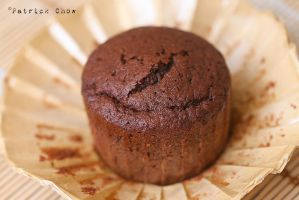 Molten chocolate cupcake 1 by patchow
