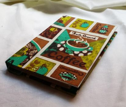 coffe notebook by canela123