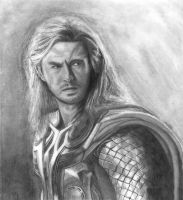 Thor (Chris Hemsworth) by porge7