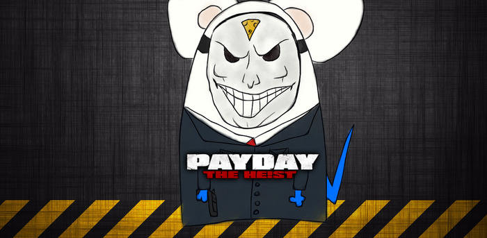 Cheese Day: The Heist by YuriPRIMEpl