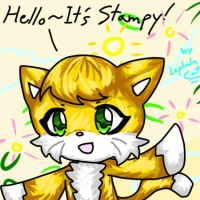 Hello, it's Stampy! by charactor