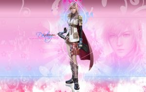 Final Fantasy 13 - Lightning by xenorave
