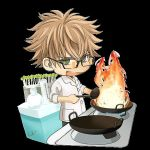 Cooking by chienu