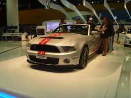 Mustang GT500 by PhantomPhoenick