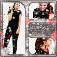 +Photopackpng Selena Gomez H A P by SwagSwagony