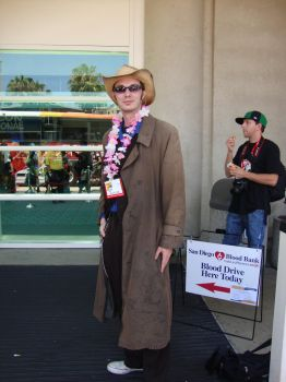 Doctor Who - ComicCon 2010 by Shiny-Fox