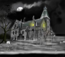 Bagshaw Museum is haunted by spookyjules