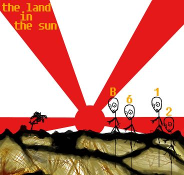The Land in the Sun by sarachopablo