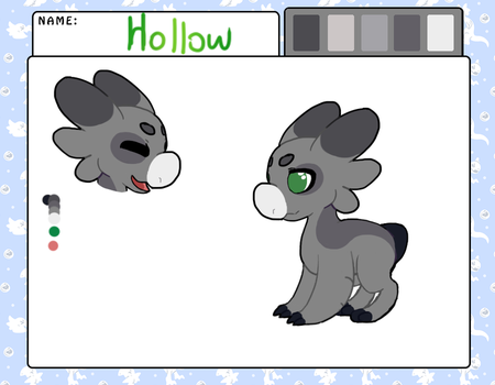 Hollow by candyhighdraws