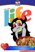 Troll Life Cereal by GameRat514