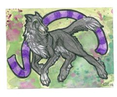 Baltimore ACEO by snowfox41011