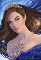 Feyre by AnnaShoemaker