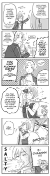 Mars' Water? by Cioccolatodorima
