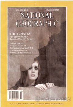 National Geographic Cover by grisom