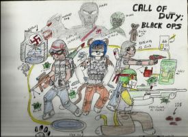 call of duty black ops by dogberman