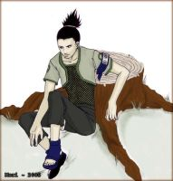 Shikamaru Love by morichanheartsaya