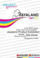 cover jayaland expo by champchoel