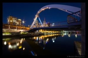 A night in Melbourne by colpewole