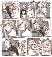 FMA Omake: It's Been a While p20 by roolph