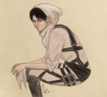Cleaner Heichou 2 by Amerpoison