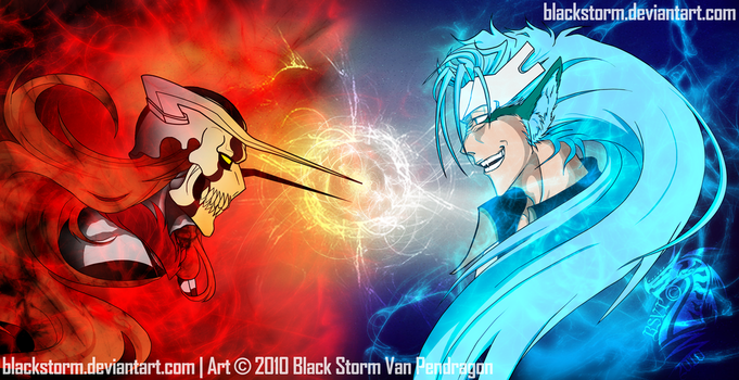 BLEACH: The Mullet -V2- by blackstorm